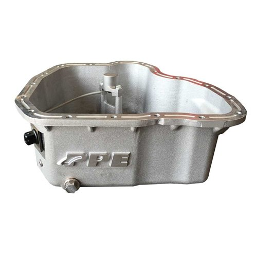 PPE Extra Capacity Replacement Engine Oil Pan 11-16 6 6L GM Duramax LML