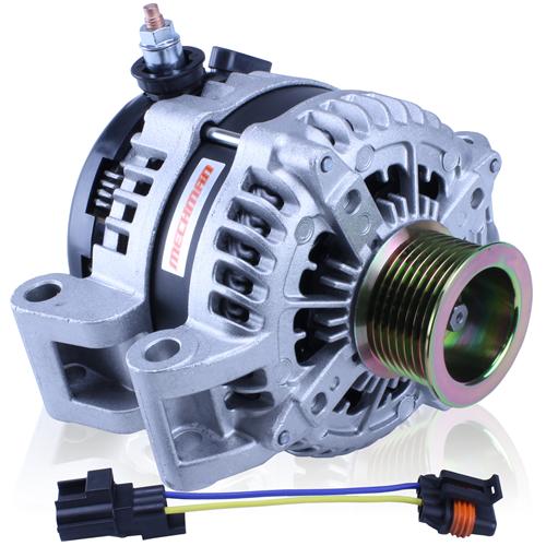 Mechman 7796240 G Series 240 Amp High Output Alternator 99-07 7 3L / 6 0L  Ford Powerstroke