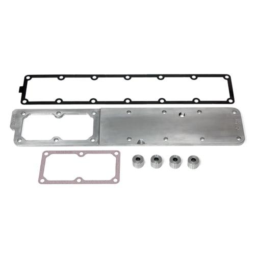 Billet Grid Heater Delete Plate For 2007.5-2018 Dodge Ram 6.7L Cummins Diesel