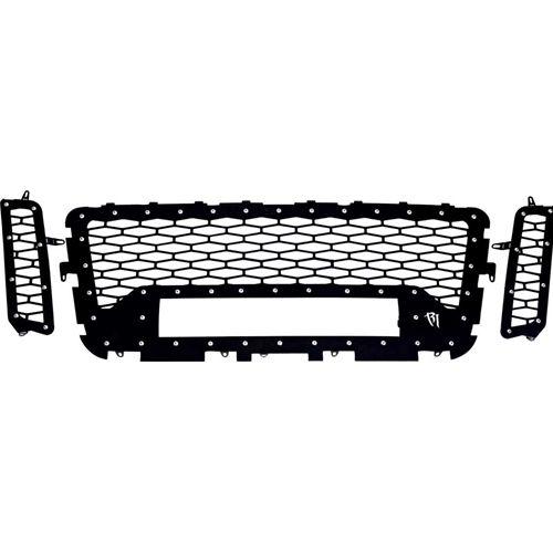 Rigid Industries 46581 Bumper Mount Kit For 16-17 Titan Titan Xd