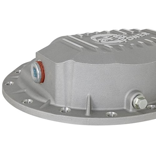 Afe 46-70360 Rear Differential Cover Raw Street Series for Nissan Titan//XD