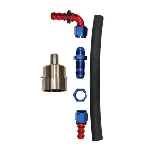 PPE 113051000 Billet Aluminum Fuel Pickup Kit 01-05 6 6L GM Duramax LB7 /  LLY