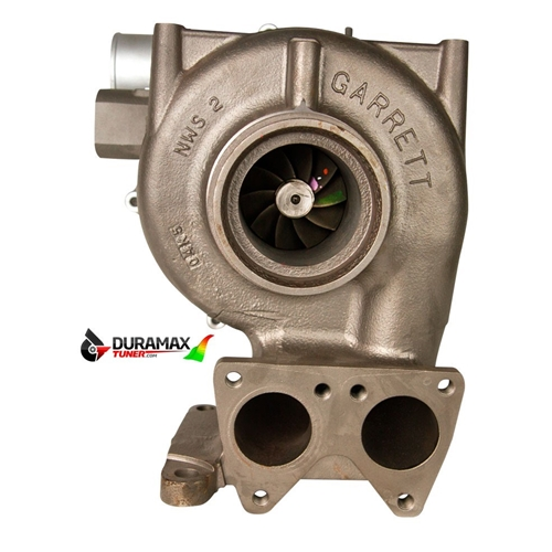 Duramax Tuner Stealth Series 64mm VVT Bolt-In Turbo Charger 06-07 6 6L GM  Duramax LBZ