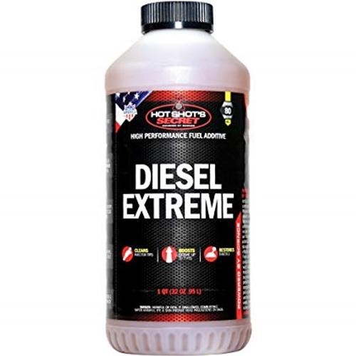 Hot Shot's Secret Diesel Extreme Fuel Additive - 1 Quart