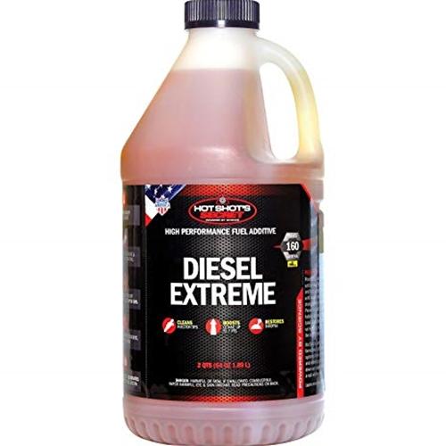 Hot Shot's Secret Diesel Extreme Fuel Additive - 2 Quarts