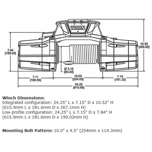 33 Warn 12000 Lb Winch Wiring Diagram