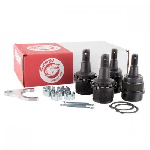 LIFETIME Adjustable Upper 4 Ball Joint Kit Dodge Ram 2500 3500 4x4  2003-2012