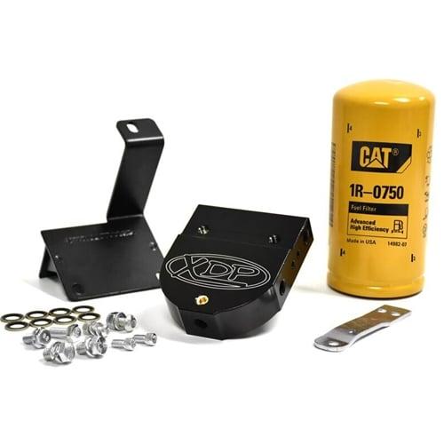 [SCHEMATICS_4UK]  XDP CAT Fuel Filter Adapter 05-07 5.9L Dodge Cummins | 05 Dodge Diesel Fuel Filter Housing |  | Diesel Power Products