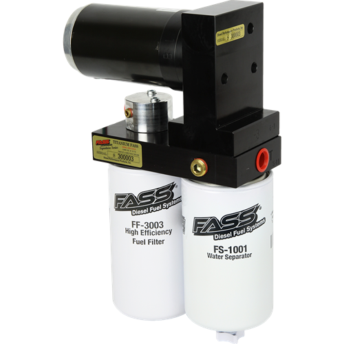 FASS TS C11 095G Titanium Signature Series Fuel Lift Pump 95GPH 11-14 6 6L  GM Duramax LML