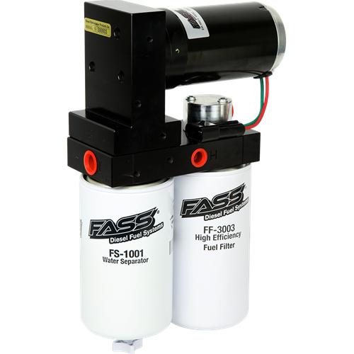 FASS TS C10 095G Titanium Signature Series Fuel Lift Pump 95GPH 01-10 6 6L  GM Duramax
