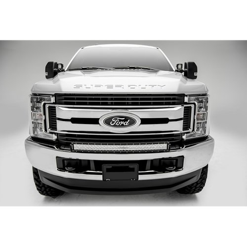 Zroadz Front Bumper Led Light Bar Brackets 17 19 Ford Superduty