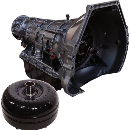 BD Performance E40D Transmission & Torque Converter Package 95-97 7 3L Ford  Powerstroke