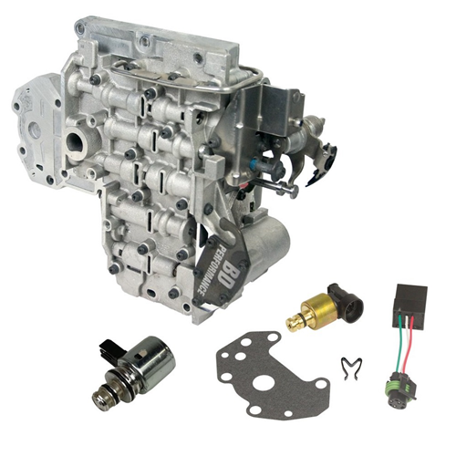 BD 1030418E Valve Body W/ Governor Pressure Solenoid & Transducer 98 5-02  5 9L Dodge Cummins 47RE