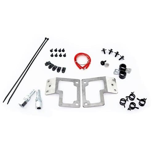 Driven Diesel Transmission Cooler Kit 17-19 6 7L Ford Powerstroke