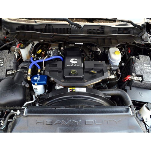 Sinister Diesel Coolant Filtration System SD-COOLFIL-6.0-W WIX Filter