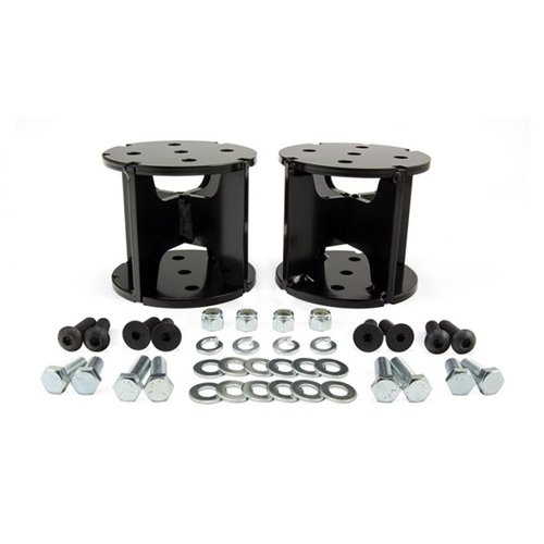 Angled Air Spring Spacers works LoadLifter 7500 and 5000 XL Air Lift 4-in