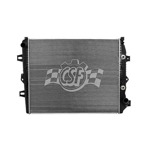 Csf 3584 Oem Replacement Radiator 11 16 6 6l Gm Duramax Lml
