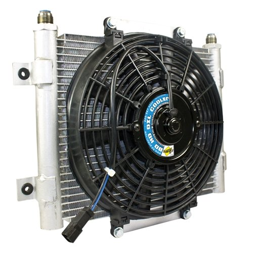 BD Xtrude Auxiliary Transmission Cooler 1030606