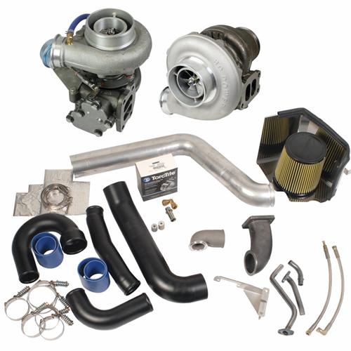 BD Super B / Towing Twin Turbos and Upgrade Kits 94-98 12V 5 9L Dodge  Cummins 1045310P / 1045315
