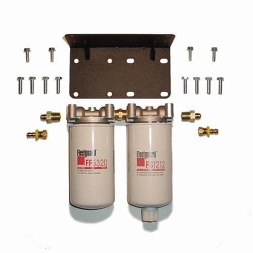 [SCHEMATICS_4ER]  2 Micron Filter/Water Separator Combo-Universal | Universal Diesel Fuel Filter |  | Diesel Power Products