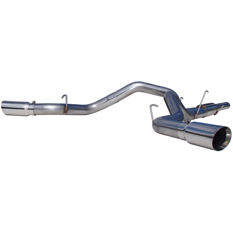 "Performance 4/"" Turbo Back Exhaust Kit For 04.5-07 Dodge Ram Cummins 5.9L Diesel"