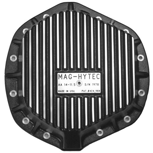 Mag-Hytec Rear Differential Cover AA 14-11 5 03-18 5 9L/6 7L Dodge Cummins