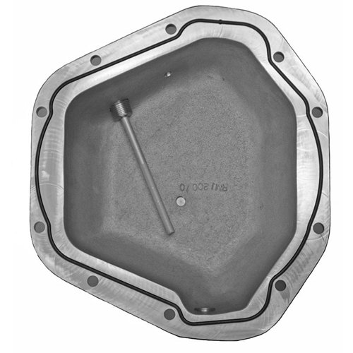 Mag Hytec Front Differential Cover 89-02 Dodge Ram 2500 3500 4x4 Pickup Truck