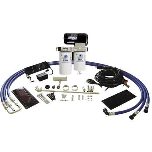 Pureflow Airdog A4SPBD336 100 GPH Air Fuel Separation System 89-93 on