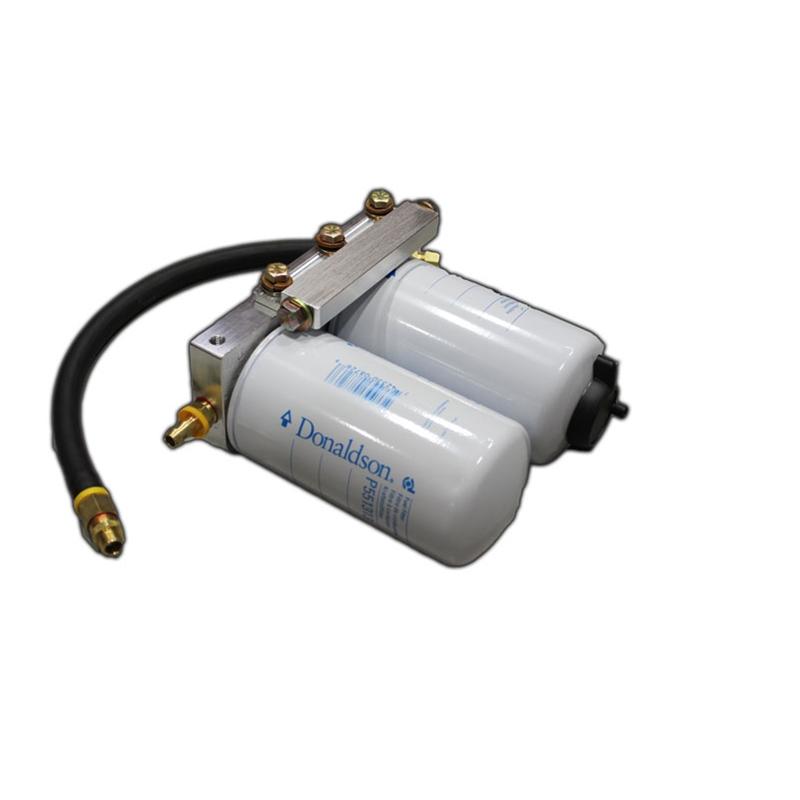 2012 ford diesel fuel filter trc 2 micron fuel water separator 2003 2012 5 9l 6 7l dodge cummins 2012 ford powerstroke fuel filter trc 2 micron fuel water separator 2003