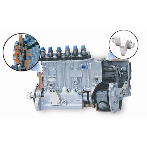 BD-Power P7100 Fuel Stop Plates / Cam Plates 94-98 5 9L/3 9L 12 Valve/4bt  Cummins