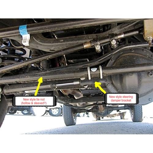 Mopar 09 Steering Upgrade Kit for 03-13 2500/3500