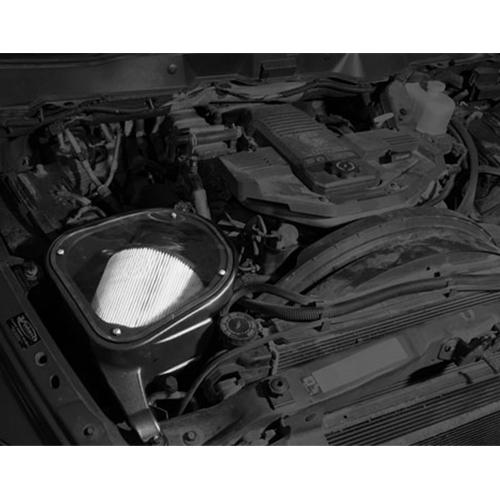 FITS 07.5-09 DODGE RAM DIESEL K/&N HIGH FLOW OEM REPLACEMENT COLD AIR FILTER.