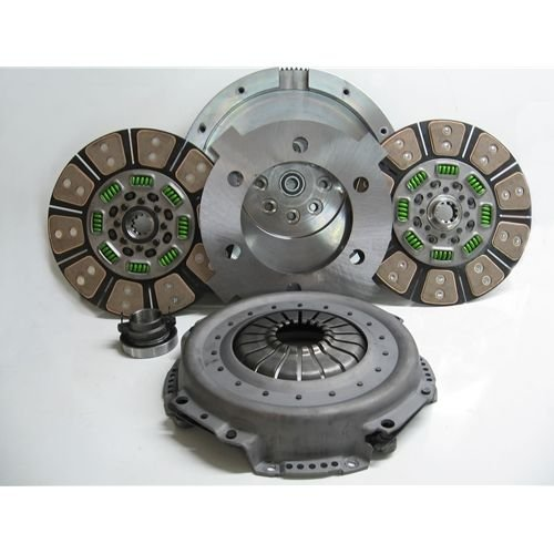 VALAIR Clutch NV4500 Spring Hub Dual Disc Clutch 94-03 Dodge Cummins