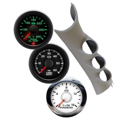 ISSPRO EV2 Build Your Own Gauge Kit 10-18 6.7L Dodge mins | 14-18 Ram on