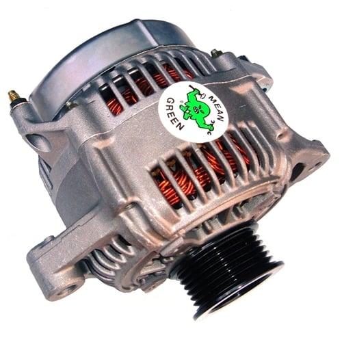 Mean Green High Output Alternator 07 5-10 6 6L GM Duramax LMM