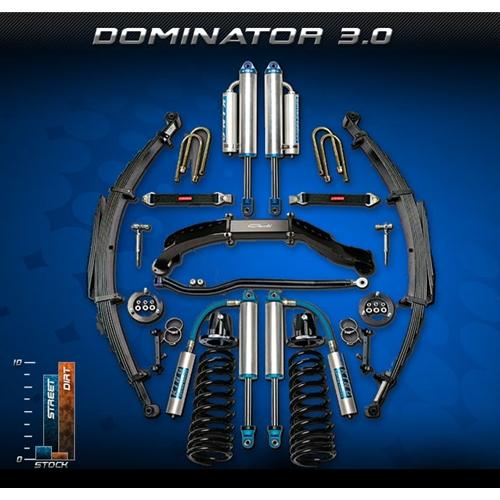 """For Dodge Ram 2003-2013 2500 3500 HD Front Adjustable Track Bar 0/""""-3/"""" Lift Blue"""