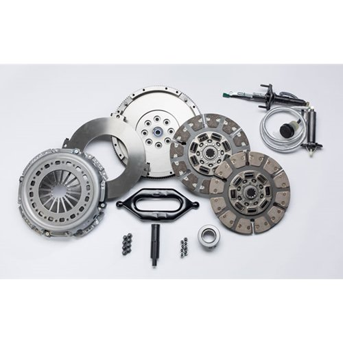 South Bend Clutch Street Dual Disc 05 5-18 5 9L / 6 7L Cummins G56 6 Speed