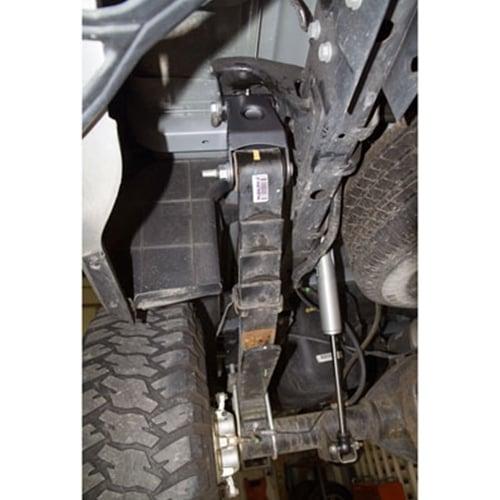 """2003-2013 Dodge RAM 1500 MEGACAB 2500 3500 2/"""" Lift Shackles Leveling Kit 3/"""""""